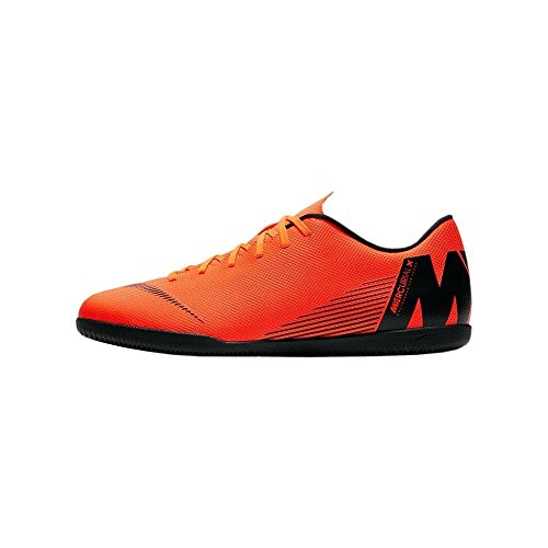 Adults' Nike Black Club 12 Shoes Unisex Ic Multicoloured Orange Vaporx 810 Fitness Total T pwq1p5r