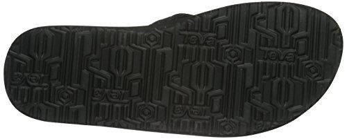 Sports outdoor II 541 Noir sTongs Mush Teva M Drizzle homme Canvas UPOWnZ