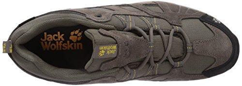 Jack Wolfskin Vojo Hike Texapore - Calzado - gris 2016 dark sulphur