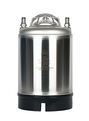 AEB 2.5 Gallon Ball Lock Keg by AEB