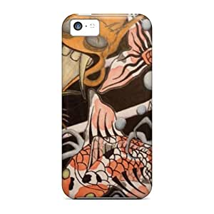 Awesome Design Oriental Hard Cases Covers For Iphone 5c