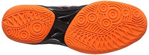 De 001 Blast Balonmano shocking Zapatillas Asics Orange Para Hombre Ff Negro black qtwdxIxPa