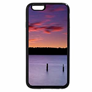 iPhone 6S Plus Case, iPhone 6 Plus Case, Four Poles in the Ocean