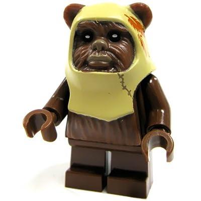 LEGO Star Wars: Paploo Ewok (Return Of La Jedi) Mini-Figurine: Toys & Games