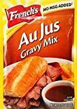 French's Au Jus Gravy 0.75oz (Pack of 12)