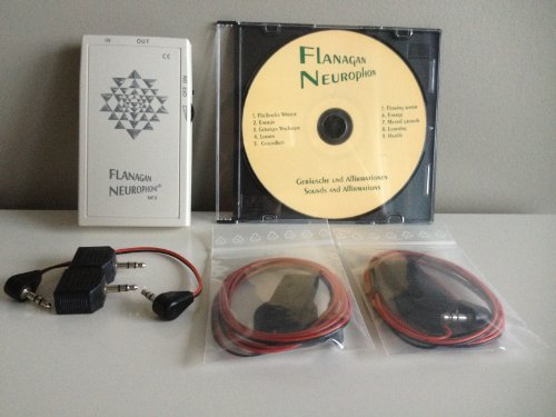 Neurophone NF3 By Patrick Flanagan (Benefits Of Meditating On The Word Of God)