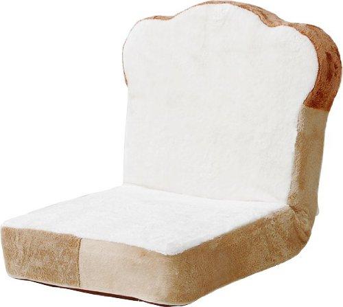 セルタン 食パン 座椅子 低反発 リクライニング 日本製 PN1