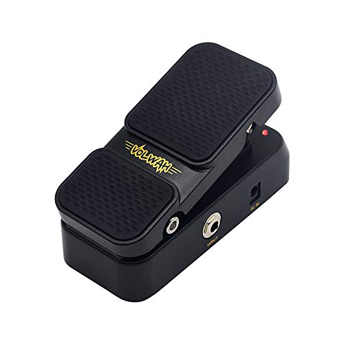 (SONICAKE Wah/Volume Guitar Pedals VolWah Active Wah & Volume 2-in-1 Pedal for Guitar & Bass Players)