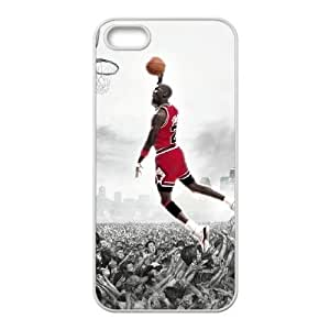 Michael Jordan Unique Fashion Printing Phone Case for Iphone 5,5S,personalized cover case ygtg-353216