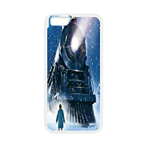 iPhone6 Plus 5.5 inch Phone Case White The Polar Express WE1TY716210