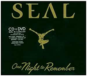 One Night to Remember (CD/DVD)