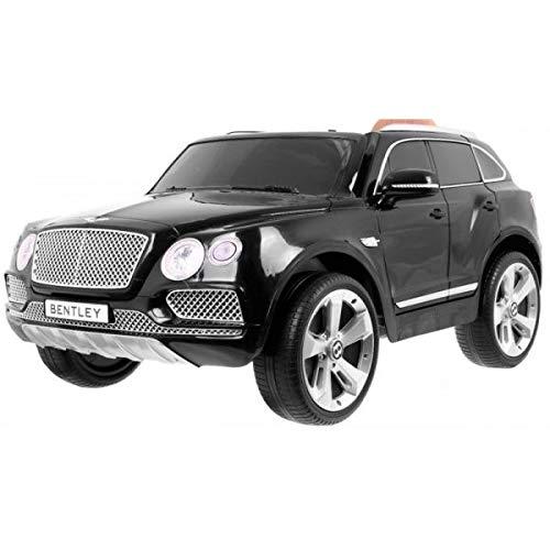 Bentayga - Auto elettrica 12 V, colore  Nero