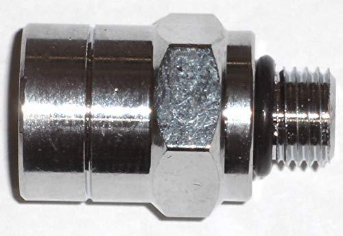 Trident 1/4 Npt Female X 3/8 Npt Male Regulator Adapter