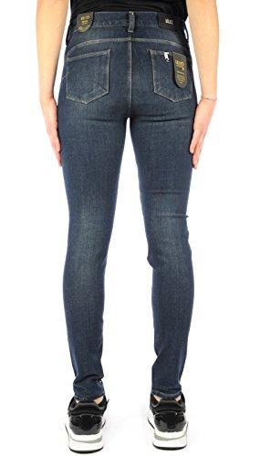 LIUJO BLUE LIUJO Femme Jeans DENIM BLUE 47PFqw1