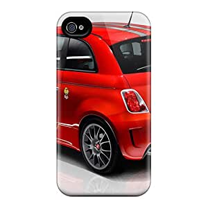 New Arrival Case Specially Design For Iphone 4/4s (fiat Abarth Tributo Rear)