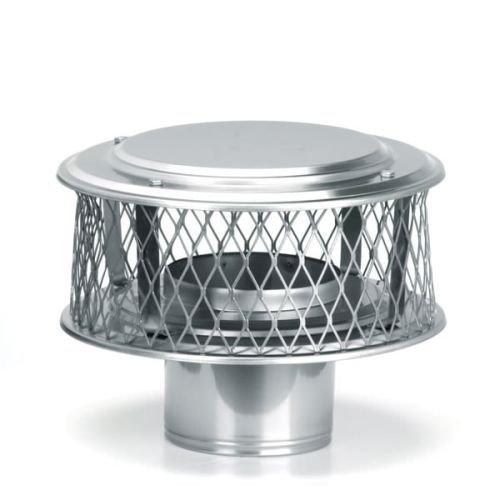 Homesaver 10 Inch HomeSaver Guardian Cap 5/8 Inch mesh by HOMESAVER