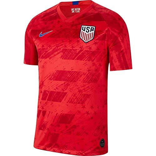 Nike USA Stadium Away Jersey 2019/2020 (Large) Red - Nike Team Jersey