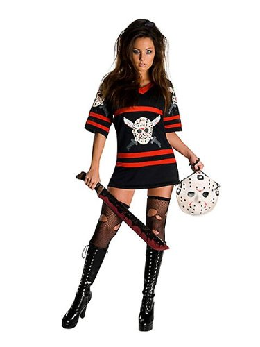 [Miss Voorhees Costume - Small - Dress Size] (Ms Voorhees Costume)