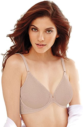Bali Women's Comfort Revolution Front-Close Shaping Underwire Bra, Nude,38C from Bali