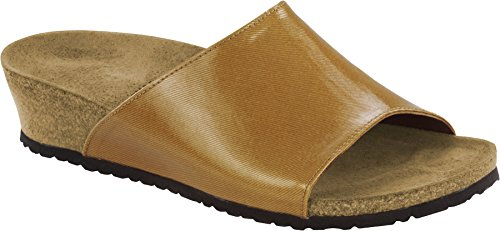 Papillio Amber Textil - Mules Mujer Ocre