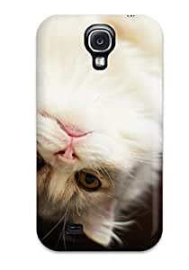 Brand New S4 Defender Case For Galaxy (cat Up Side Down)