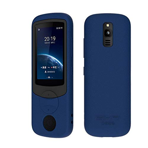 Portable Shock-proof Soft Silicone Protective Cover Case for Easy Trans 3.0 Smart Electronic Voice Language Translator Device