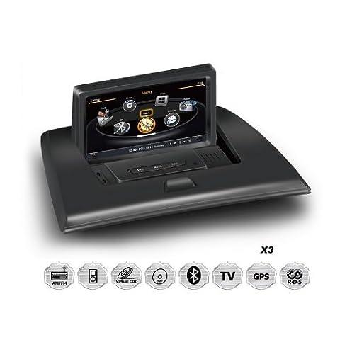 REALMEDIA BMW X3 E83 OEM Digital Touch Screen Car Stereo