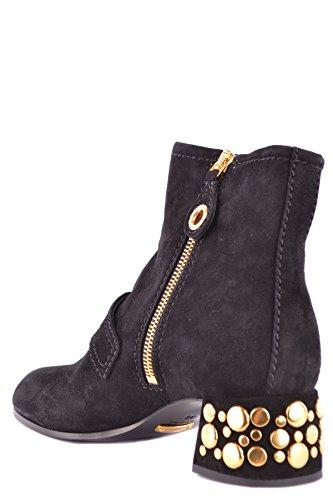Car Black Women's Suede Boots Ankle MCBI063032O Shoe rOq0r
