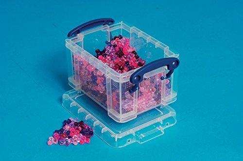 Really Useful Box 0.3 Liter (Translucent Blue)