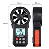 Proster Anemometer Portable Wind Speed Meter