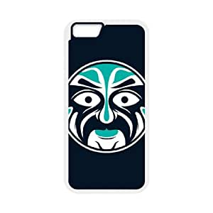 iPhone 6 4.7 Inch Cell Phone Case White Japanese face Zqeeg