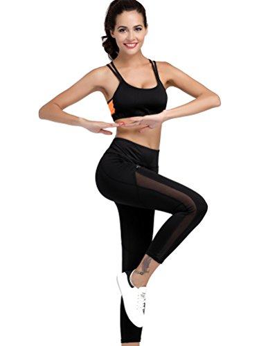 Cody Lundin Aptitud Run Bra Jogging Bra Sujetador Deportivo para Mujer Sport-Bh Color-a
