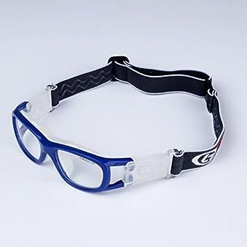 enzodate niños gafas de baloncesto para niños y niñas, lente ...