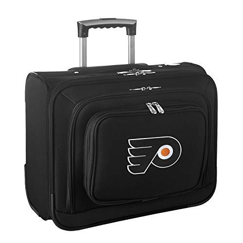 NHL Philadelphia Flyers Wheeled Laptop Overnighter