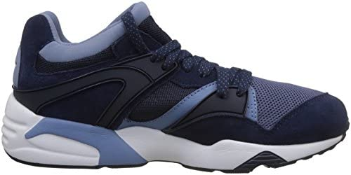 Puma Men s Blaze Peacoat-Blue Indigo-Infinity White Sneakers-10 UK India.  Loading images. cd1793f2b