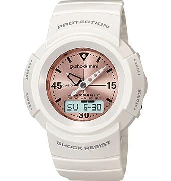 Casio G-Shock Mini Women s Watch GMN50-7B2 White  Amazon.co.uk  Watches 3396226870