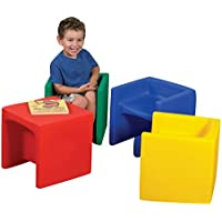 Cube / Educube Kids Novelty Chair (Set of 4)