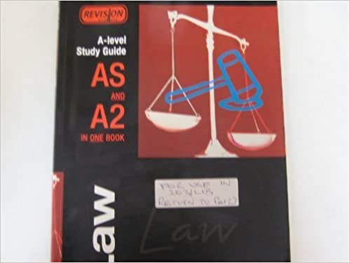 Law (A-Level Study Guide) (Revision Express): Mary Charman