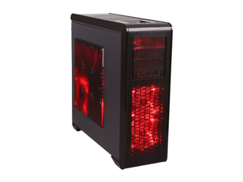 Rosewill Gaming Super Tower Computer Case Cases BLACKHAWK-ULTRA Black by Rosewill