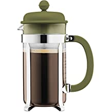 Bodum Caffeteria French Press Coffee Maker, 1 L - Olive