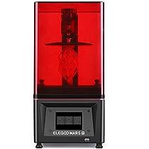 ELEGOO MARS PRO UV 光造形式 3Dプリンター タッチスクリーン ...