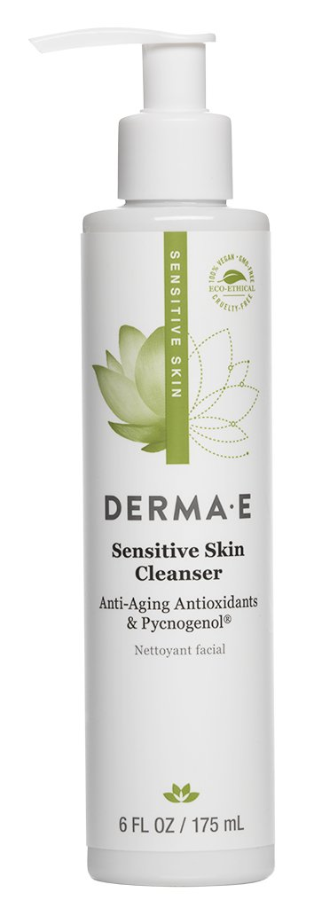 Derma E Soothing Cleanser with Pycnogenol 175-Milliliter 0696