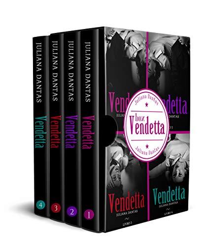 Box Vendetta - Série Completa