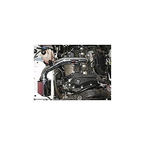 Injen PF7022P Power-Flow Air Intake System Fits 04-06 Canyon Colorado H3