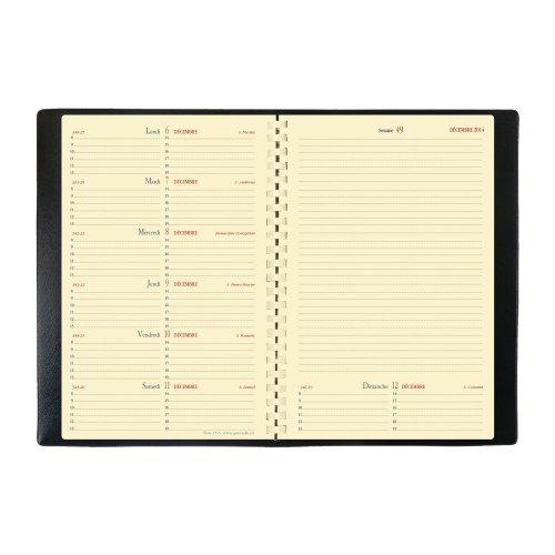 Quo Vadis Note 15S Impala–Calendar Diary Weekly 10