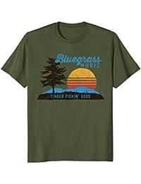 Bluegrass Mountains Vintage Finger Pickin' Good T-Shirt