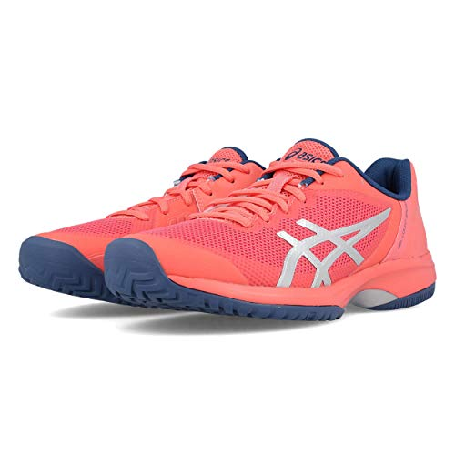 Gel Orange Asics Tennis Ss19 Uh04ia Da Speed Court Scarpe Women's LUVpSzGjqM