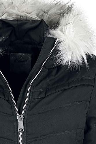 Brandit Femme Blouson D'hiver Noir Nora qgrx7qwPn
