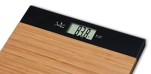 Jata Hogar 494 - Báscula electrónica de bambú, 180 kg: Amazon.es: Salud y cuidado personal