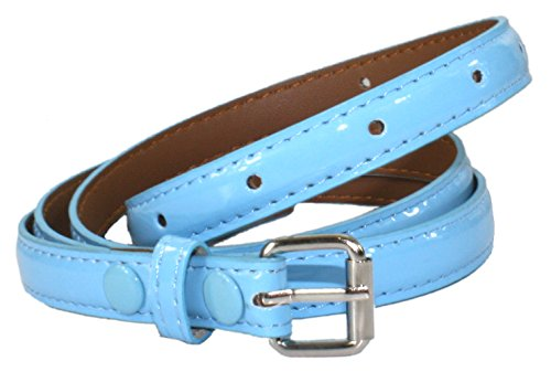 light blue belt womens - 7